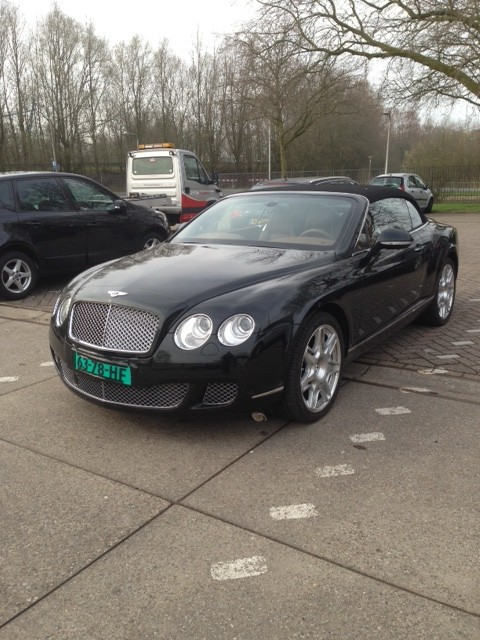 Bentley Contnental GTC